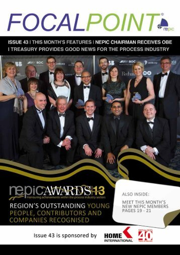 Issue 43: Jan/Feb 2013 - NEPIC