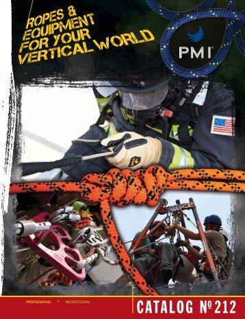 PMI Catalog 2012 (pdf) - Rescue Response Gear