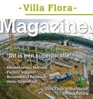 Digitaal magazine Villa Flora nr. 2