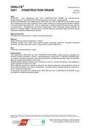 Specyfikacja techniczna (pdf 126 kB) - Europapier