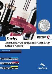 Katalog nagród - Inter Cars SA
