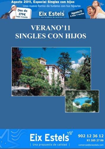 Verano Singles con hijos 2011 - Eixestels