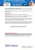 Verano Singles con hijos 2011 - Eixestels - Page 2