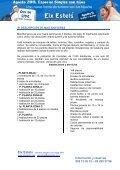 Verano Singles con hijos 2011 - Eixestels - Page 5