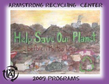2009 Calendar - Armstrong County