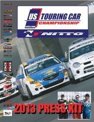 USTCC Press Kit in PDF Format - United States Touring Car ...