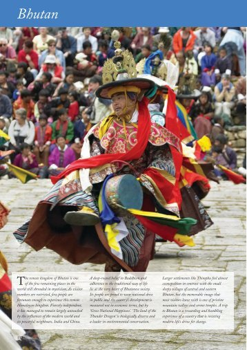 Bhutan - Audley Travel