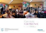 Case study, In der Alten Forst, Hamburg, Germany - Philips