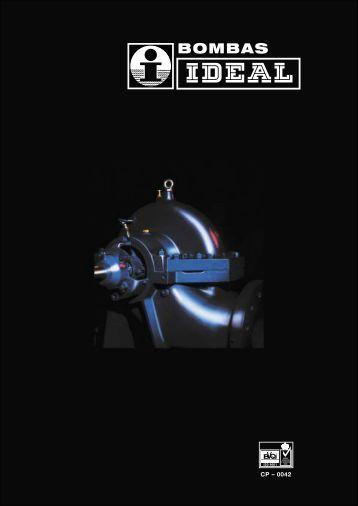 Descargar catálogo en pdf - Bombas Ideal