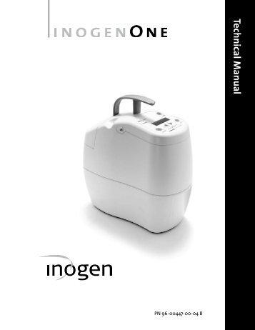 Technical Manual - Inogen One