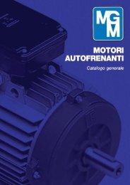cataloghi mgm motori elettrici - Tecnica Industriale S.r.l.