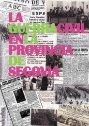 La Guerra Civil en la provincia de Segovia.pdf