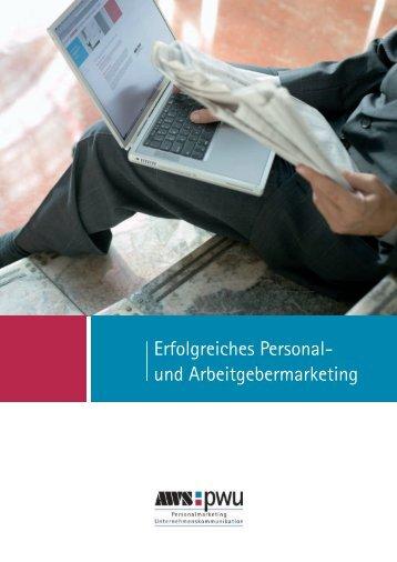 Erfolgreiches Personalund Arbeitgebermarketing