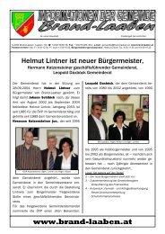 2004/Nr.5 - Oktober (269 KB) - Brand-Laaben