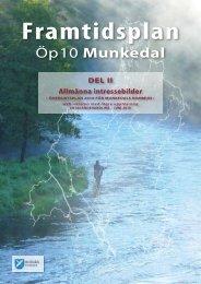 Översiktsplan 2010 - del 2 -Allmänna intressebilder.pdf - Munkedals ...