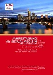 jahrestagung für sexualmedizin