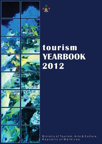 Tourism YearBook 2012 - Ministry of Tourism Arts & Culture