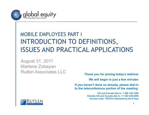introduction to definitions, issues and practical applications
