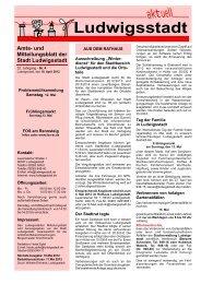 Mitteilungsblatt April 12 - Ludwigsstadt