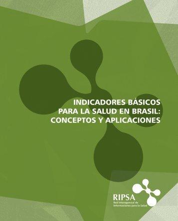 indicadores básicos para la salud en brasil: conceptos y ... - RIPSA