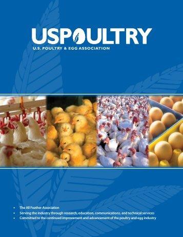 New Member Brochure/Application - U.S. Poultry and Egg Association