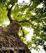 Broszura Drzewo Roku 2011 - Święto Drzewa