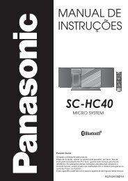 SC-HC40.pdf - Panasonic