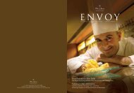 Highlights - Oberoi Hotels