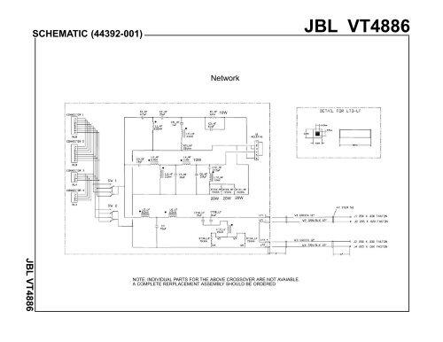 jbl vt4886 - av-projektering