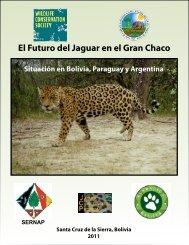 El Futuro del Jaguar en el Gran Chaco - Fundación ProYungas