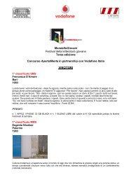 Mondellogiovani Festival della letteratura giovane Terza edizione ...
