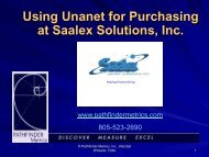 CMA, Corporate Business Controls Manager for Saalex Solutions, Inc.