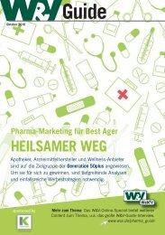 Pharma-Marketing für Best Ager HEILSAMER WEG Guide - Konpress