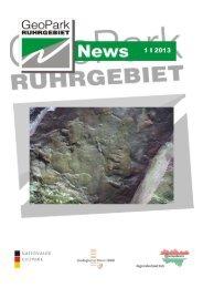 GeoPark Ruhrgebiet News - Geopark Ruhrgebiet - Metropole Ruhr