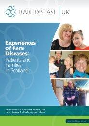 Full report - Rare Disease UK