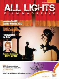 MARCH 201 2 - All Lights Film Magazine