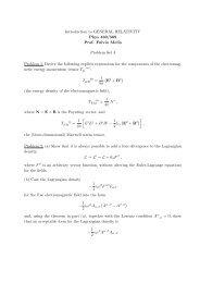 Homework # 4