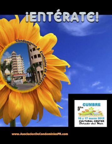 8va Convención del 2012 - asociacion de apoyo a condominios