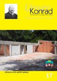 "Bald ""Family-feeling"" in der Cafeteria 4. - Konrad-Haenisch-Schule"