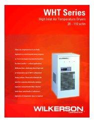 WHT Series - Wilkerson Corporation