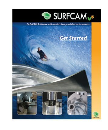 Getting Started SURFCAM