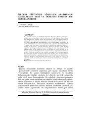 İşletme Eğitiminde Yöneylem Araştırması Konularının Yeri.pdf