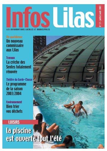 MEP NÂ¡17 - Les Lilas