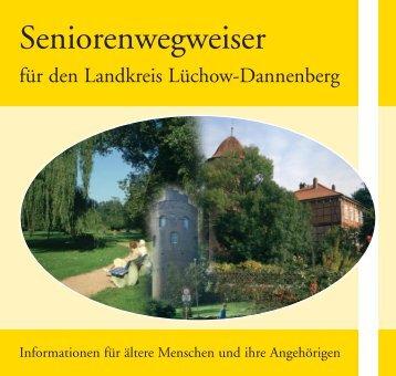 Der Senioren-Wegweiser (Stand: 2006) - Landkreis Lüchow ...