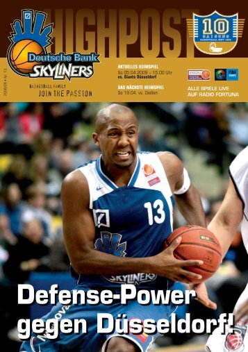 3 - Fraport Skyliners