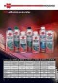 Ķīmijas produkti - Würth - Page 2