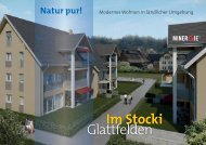 Im Stocki Glattfelden - Krauer Immobilien