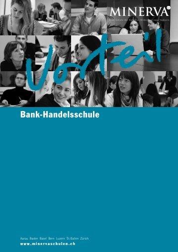 Bank-Handelsschule - Minerva