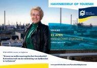 VERSLAG 'Havenbedrijf op tournee' 2013 ... - Port of Rotterdam