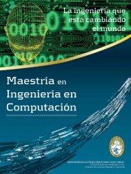 Doctorado en Ingeniería en Computación - inicio - Universidad ...
